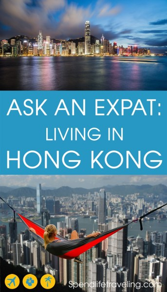 Interview about moving to and living in Hong Kong