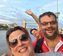 Expat life in London