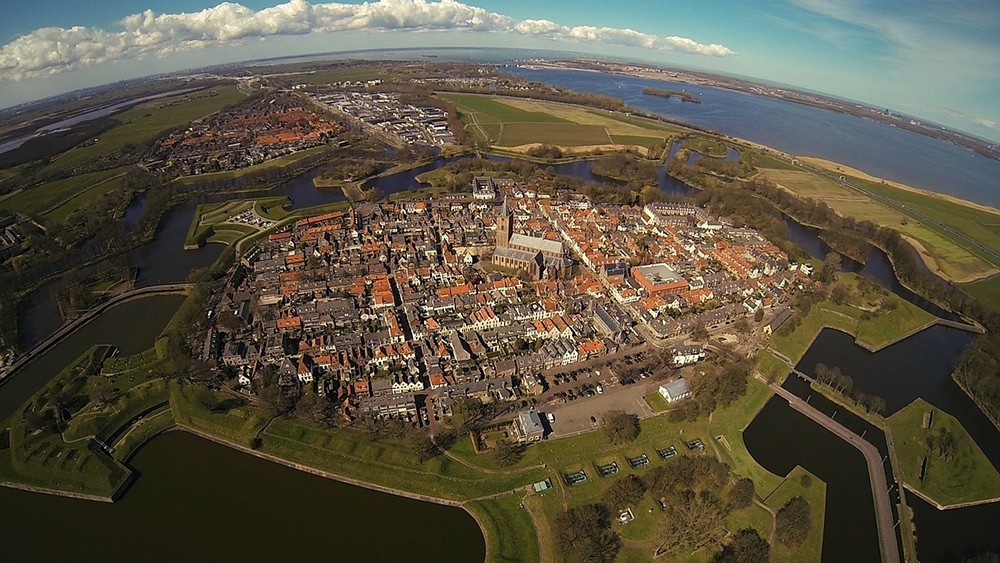 visit Naarden: travel tip in the Netherlands