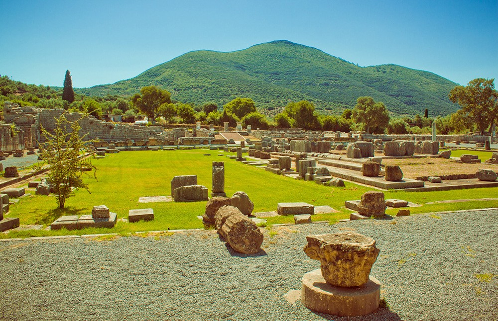 Ancient Messene: a hidden gem in Greece