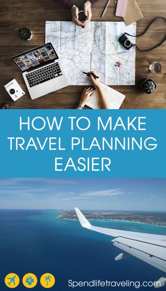 5 Tips to Make Travel Planning Easier