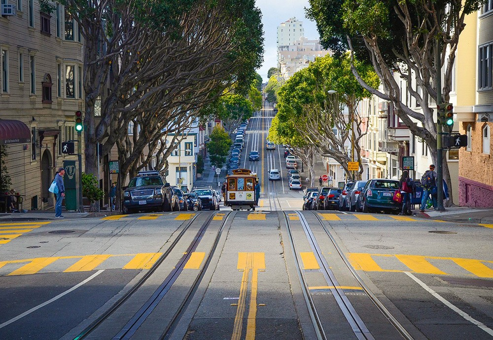 life in San Francisco as an expat