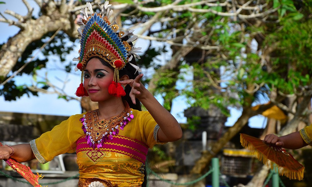 best experiences in Indonesia