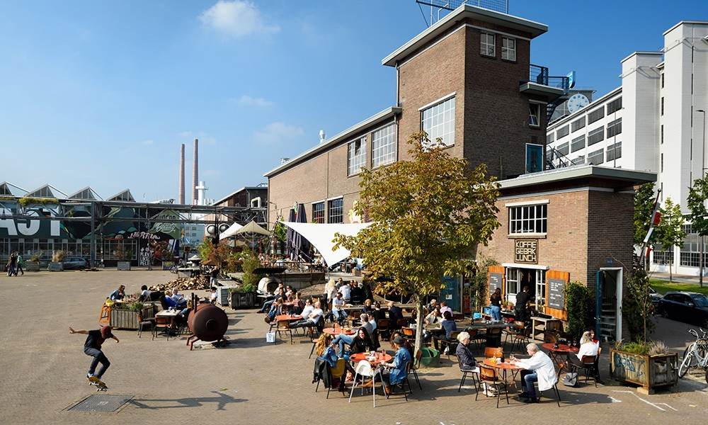 What to do in Eindhoven: visit Strijp-S