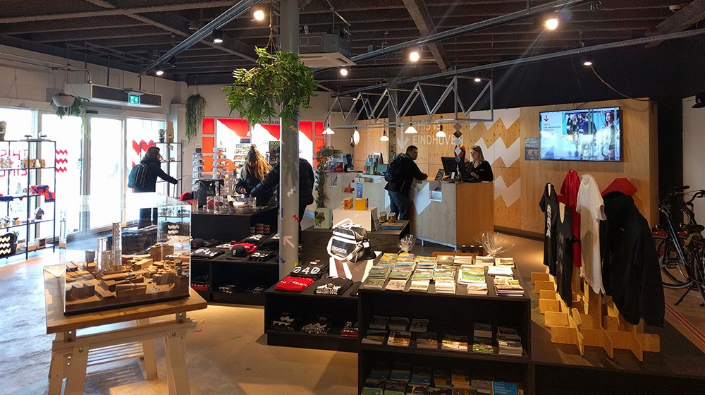 What to see & do in Eindhoven: visit Brandstore Eindhoven