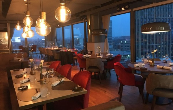 what_to_see_do_eindhoven_vane_skybar_restaurant