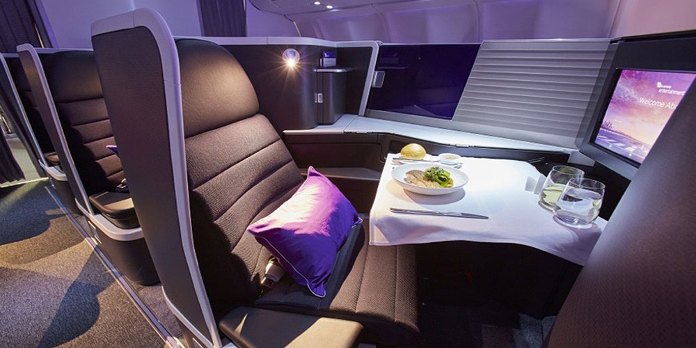 5 Good Reasons to Consider Flying First Class or Business Class