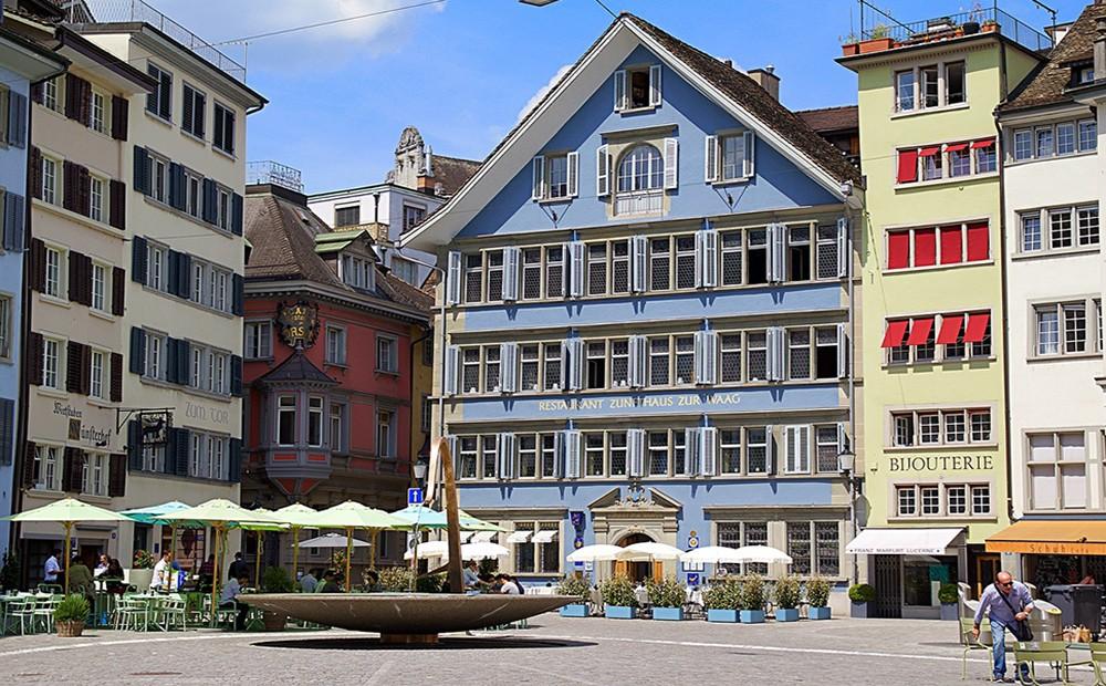 expat life in Zürich, Switzerland