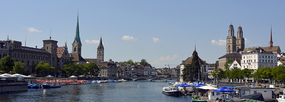 About Zürich, a popular expat city