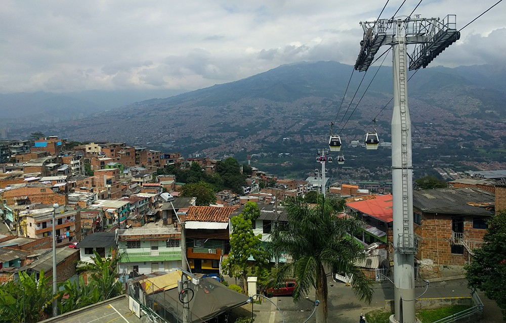 Living and volunteering in Medellin with digital nomad organization Venture With Impact