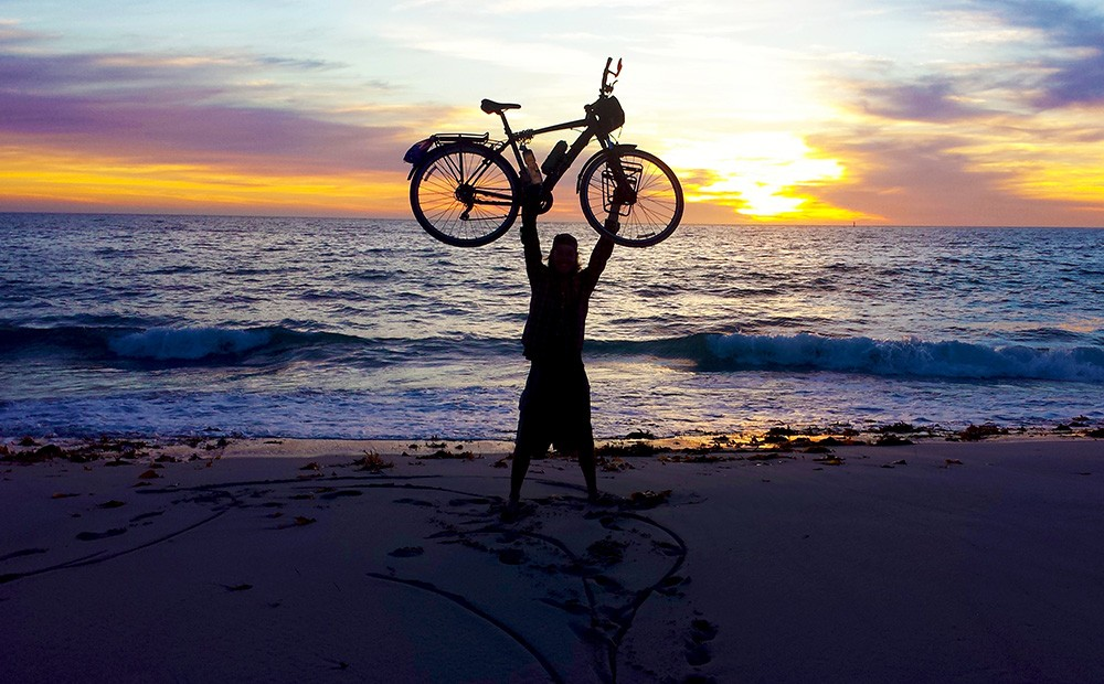 biking across the USA - what you need