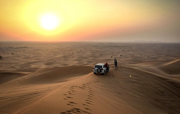 best_day_trips_from_dubai_dune_bashing