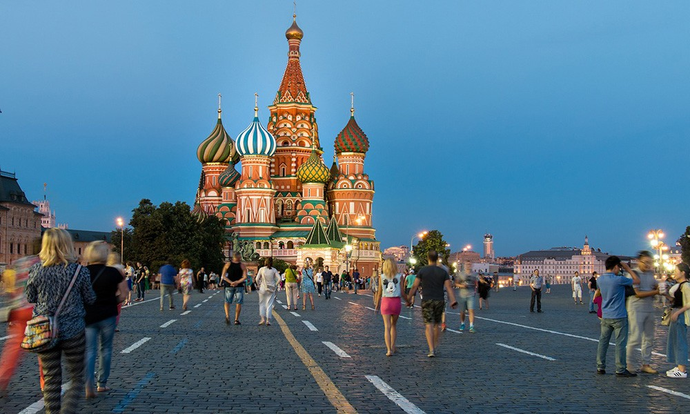 3 day Moscow itinerary: what to do in Moscow, where to stay and public transport