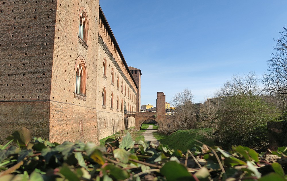 What to see in Pavia: Visconti Castle