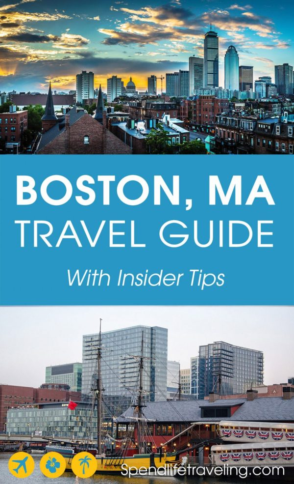 Boston Highlights Places to Visit Where to Eat amp Where