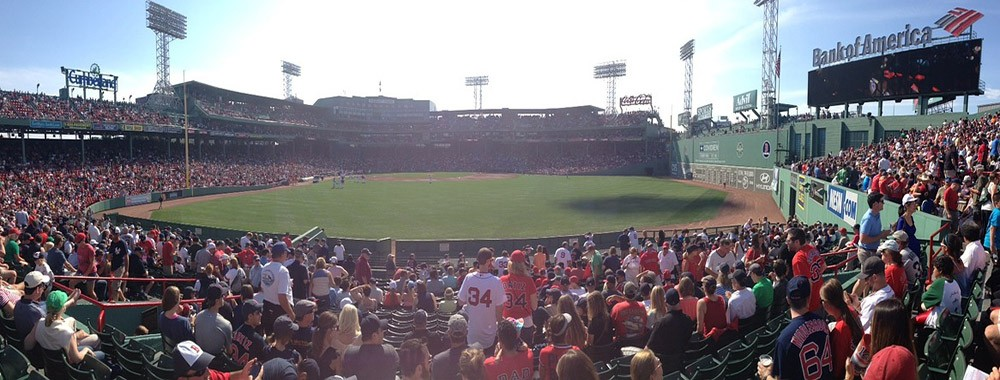 Places to visit in Boston: Fenway Park