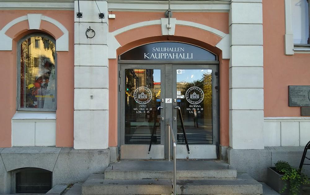 shopping in Vaasa - Vaasa travel guide