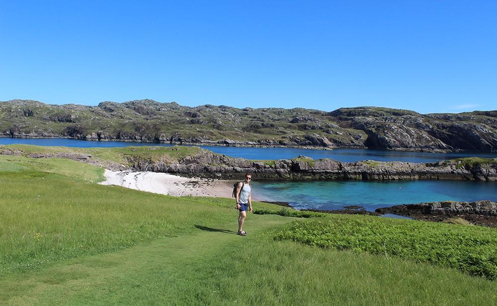 Day 5 of the 8-day North Coast 500 itinerary in Scotland - Handa Island