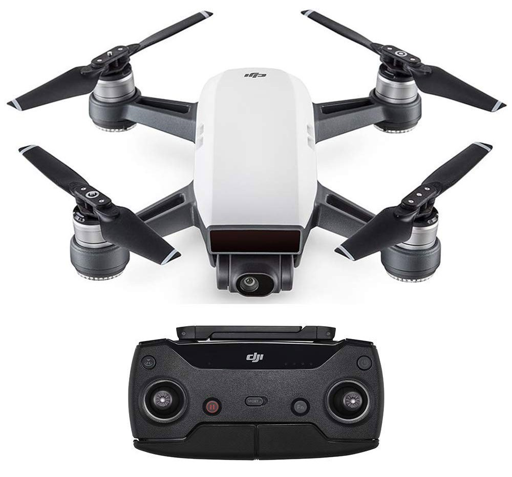 gift ideas for digital nomads - a drone