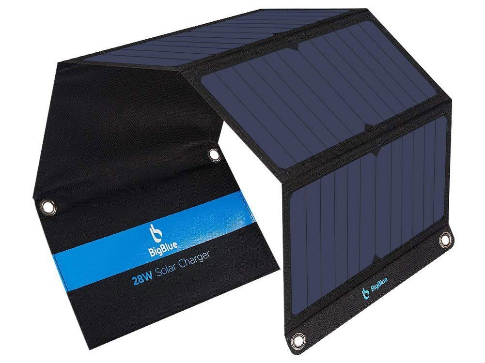 gift ideas for nomads: a solar power bank