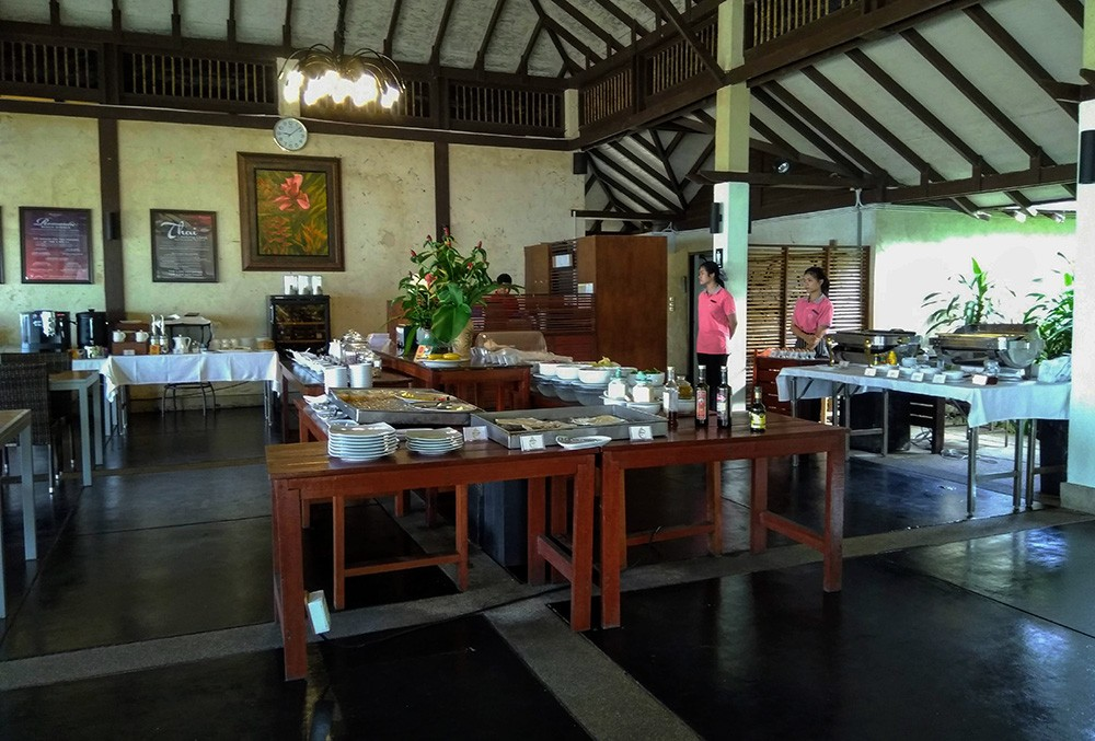 Review of the hotel facilities at Centara's Chaan Talay Resort & Villas in Trat, Thailand