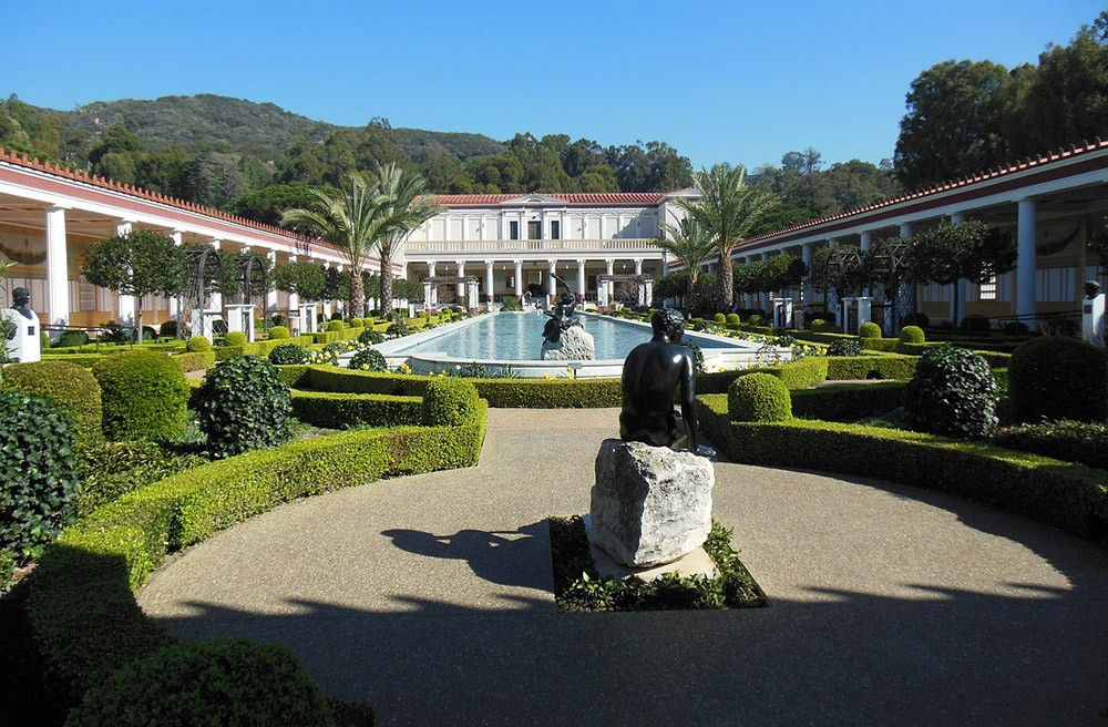 Things to do on a family day out in Los Angeles: Visit the Getty Museum