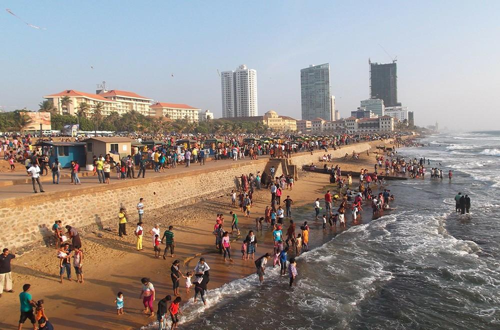 Colombo - part of a 30 day Sri Lanka itinerary