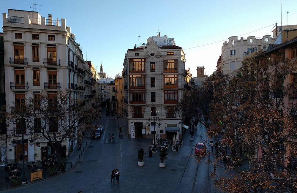 Where to live in Valencia - El Carmen