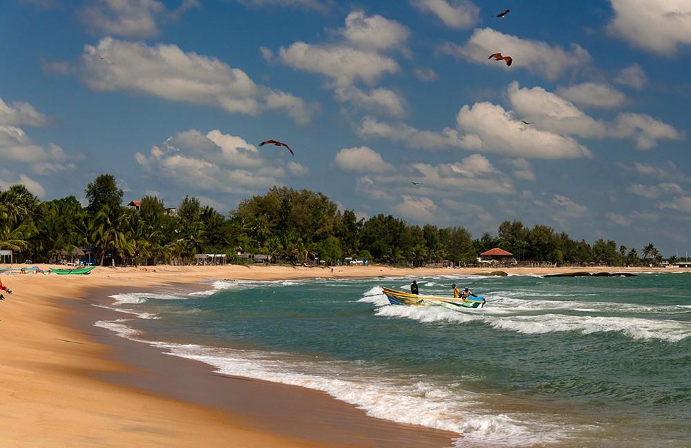 Places not to visit in Sri Lanka - Arugam Bay