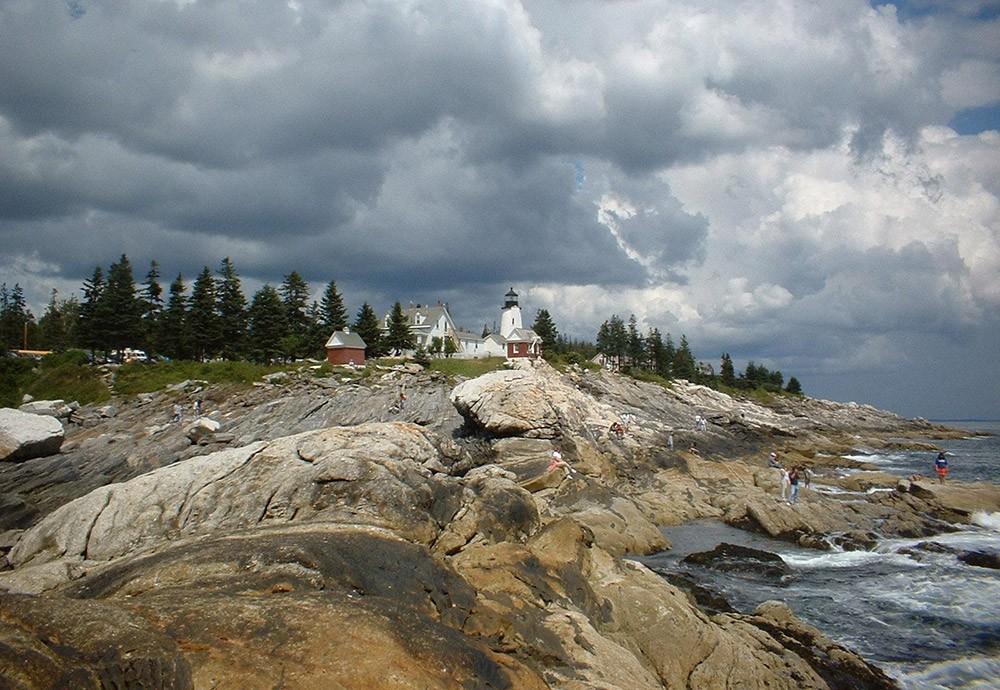 RV Maine, where to go: Bristol and Pemaquid Point