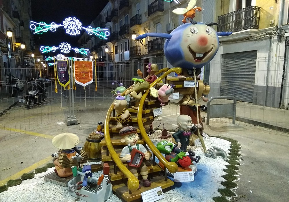 Things to know about celebrating Las Fallas in Valencia
