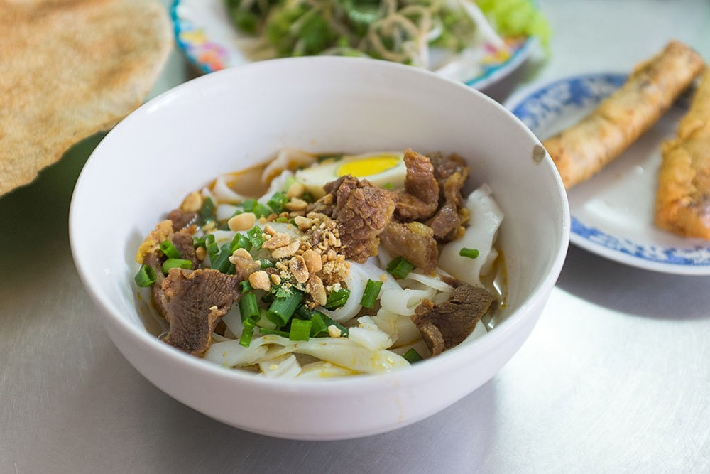 What to eat in Da Nang: Mi Quang