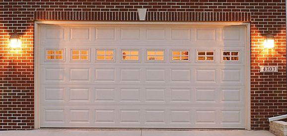 Raised Panel Garage Door Gallery by Spero Door Service Oswego Illinois