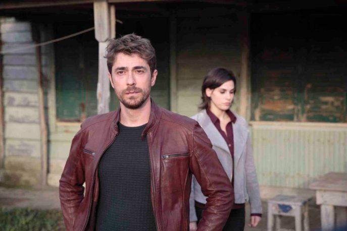 Davide Tempofosco e Anna Cantalupo
