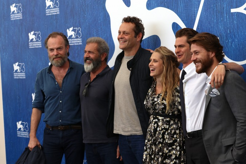 Hacksaw Ridge cast del film