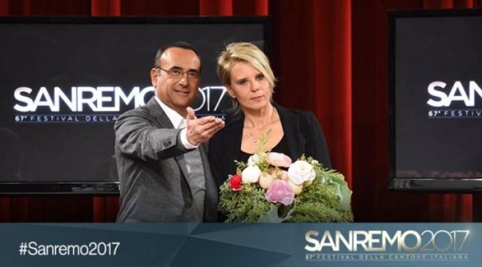Carlo-Conti-Maria-De-Filippi-Sanremo-2017-1-600x333