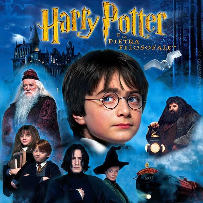 film harry potter e la pietra filosofale