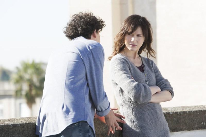 Oltre la soglia Gabriella Pession (Tosca) e Michele Spadavecchia (Roberto)