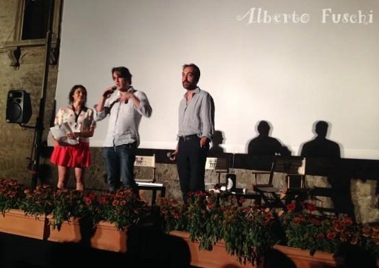 Edoardo Falcone, Viterbo