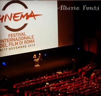 Auditorium, Serata inaugurale RFF