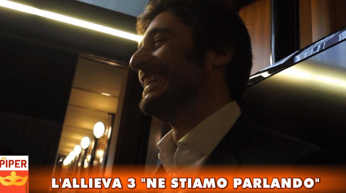 La Porta Rossa 2, conferenza stampa: Lino Guanciale su l'Allieva 3 «Ne stiamo parlando» VIDEO