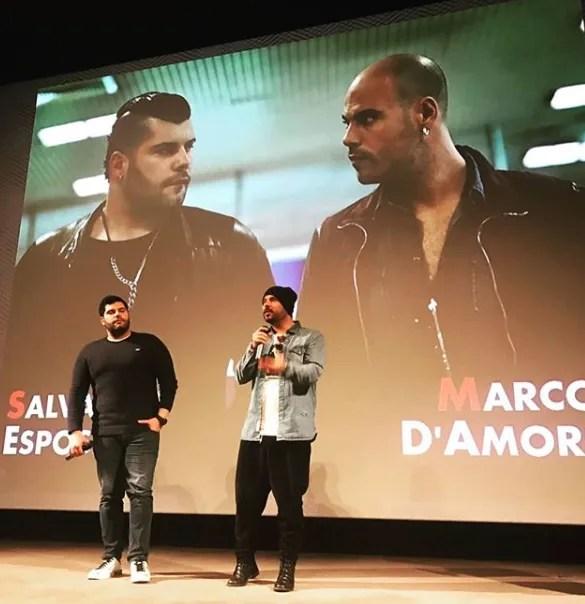 Gomorra 4 presentato a Parigi: grande successo in Francia