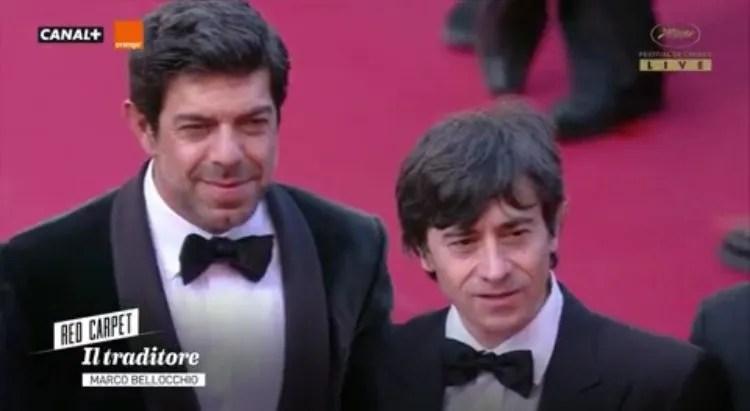 Il Traditore incassi del primo weekend, Box Office Italia