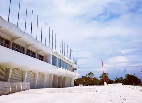 Venezia 76 Work in Progress, Alberto Barbera pubblica la prima foto dal Lido «Sarà un programma scoppiettante»