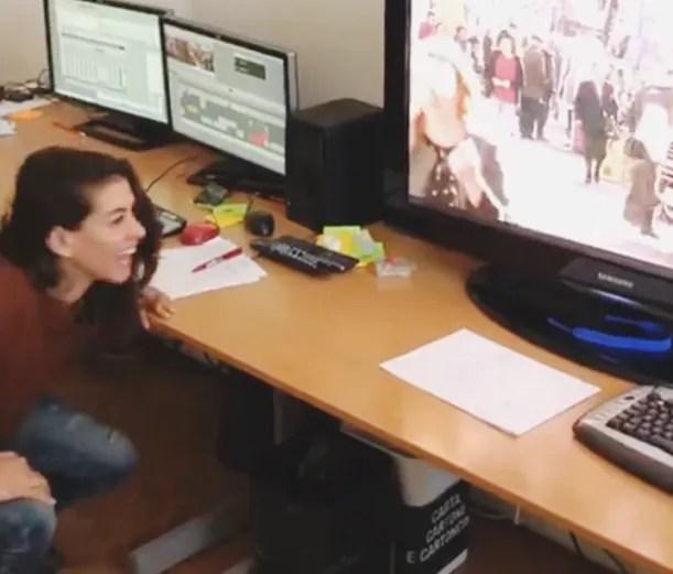 Rosy Abate 2 in arrivo, Giulia Michelini annuncia la messa in onda