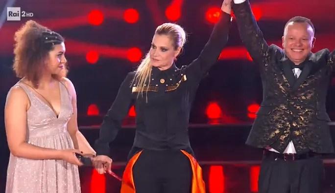 Ascolti TV   Social Auditel 4 giugno 2019: La finale di The Voice of Italy prima tendenza con la vincitrice Carmen Pierri