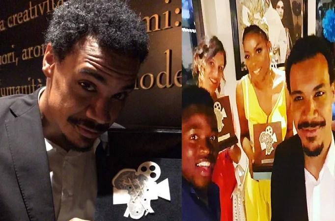 """Italian Black Movie Awards: Miguel Gobbo Diaz attore rivelazione per """"Nero a Metà"""", Fiore Gemello miglior film"""