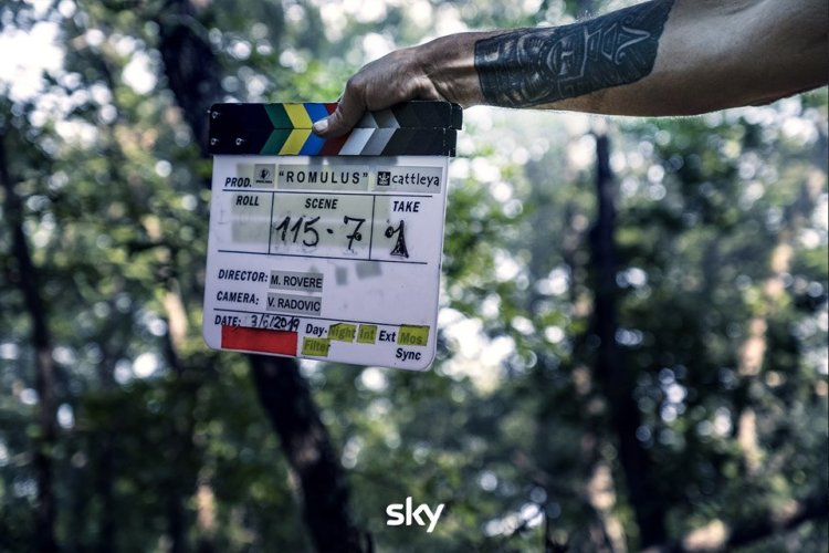 romulus-serie-tv-set