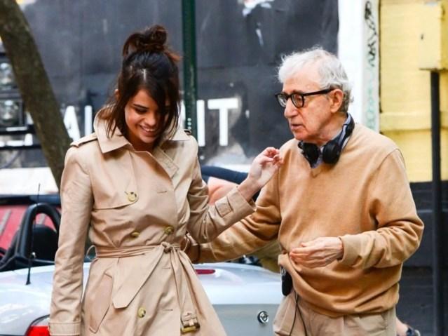 venezia 76 film in concorso A Rainy Day in New York
