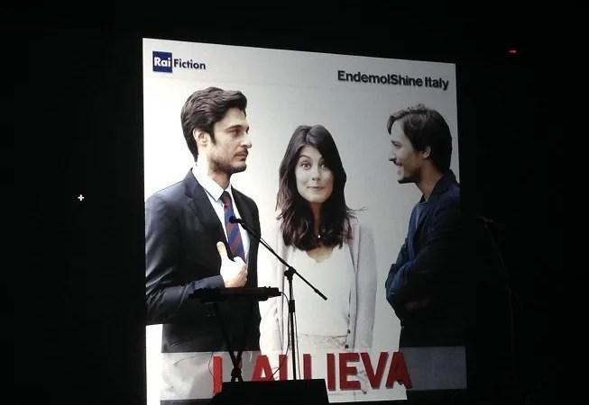 """Il 27 settembre 2016 esordì """"L'Allieva"""" su Rai 1"""